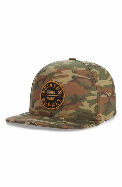 best service dcd56 9269a Brixton  Oath III  Snapback Cap
