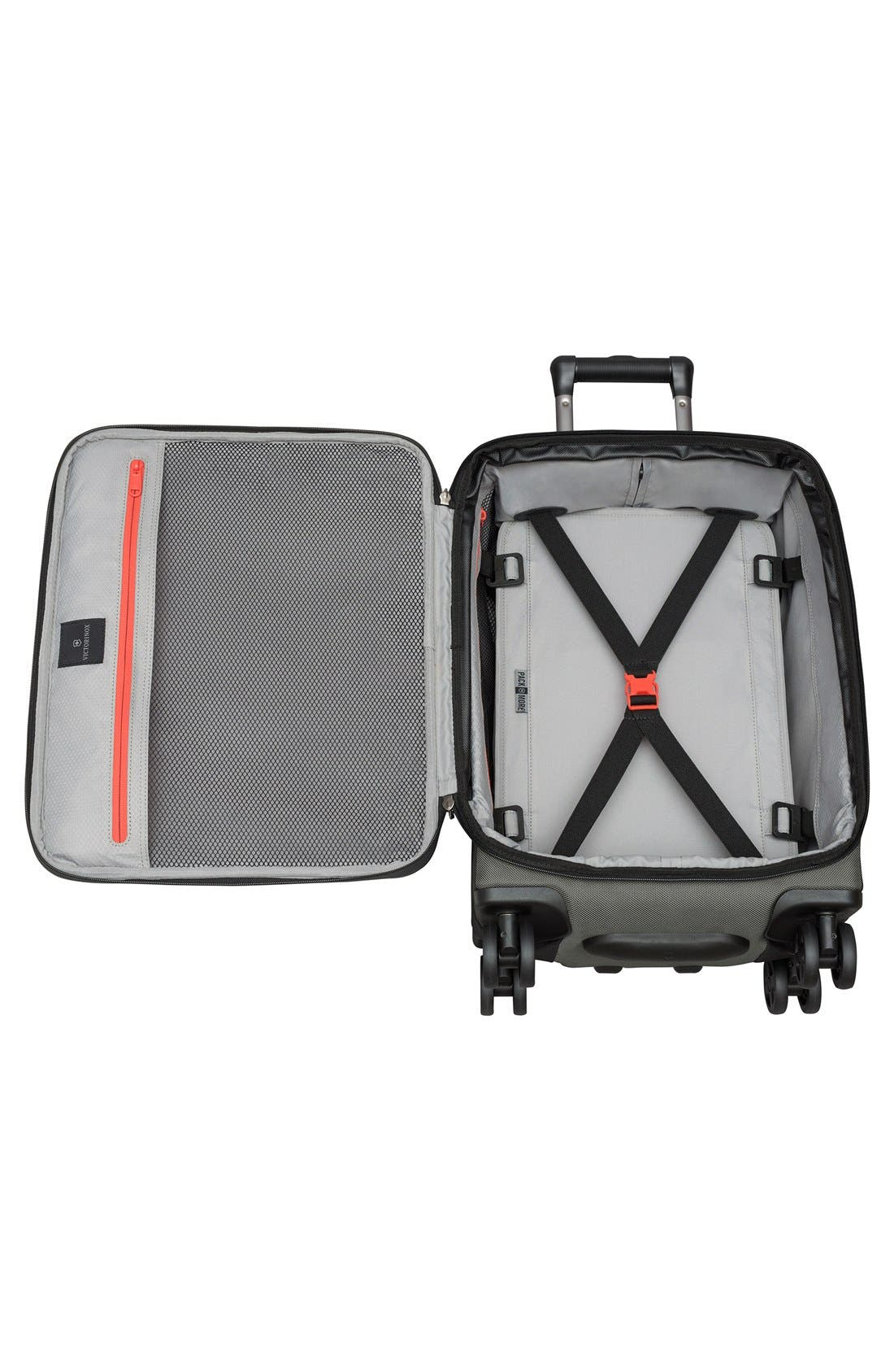 Alternate Image 3  - Victorinox Swiss Army® 'WT 5.0' Dual Caster Wheeled Carry-On (20 Inch)