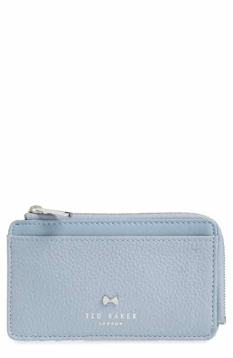 f6954af3e Ted Baker London Lotta Bow Detail Leather Card Holder. $69.00. Product Image