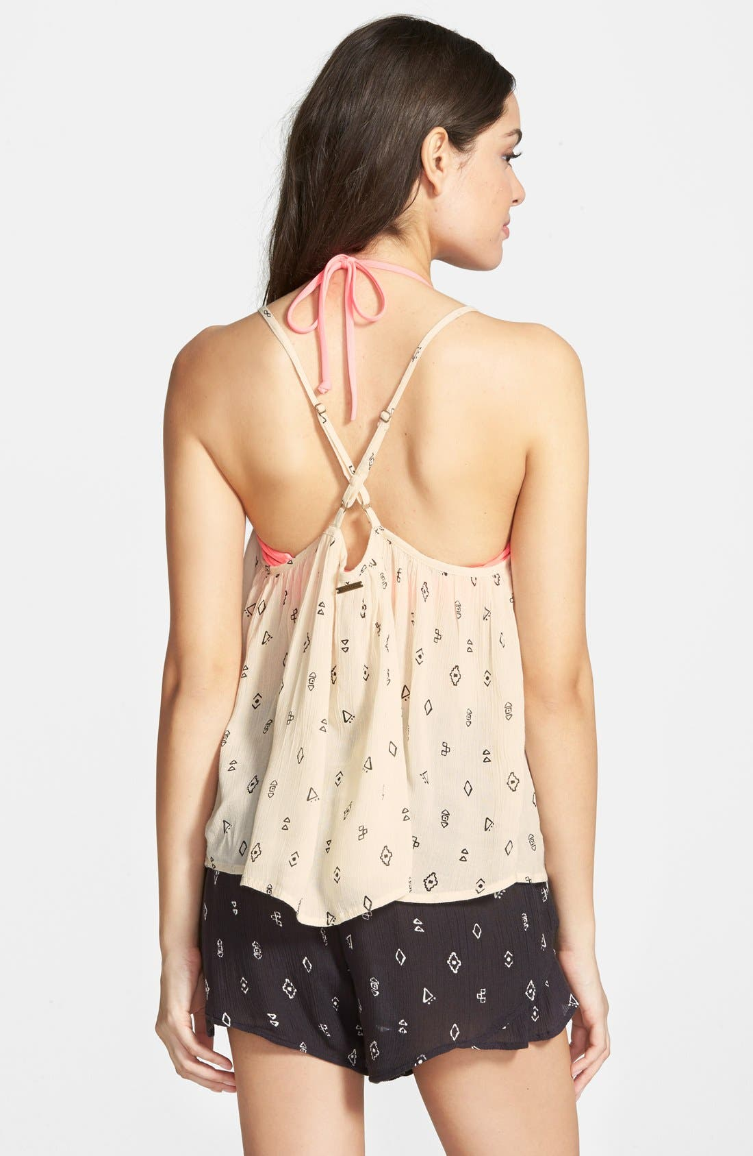 Alternate Image 2  - Billabong 'Day Dreamy' Print Tank