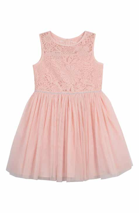 a8c2320376c Pippa & Julie Floral Tutu Dress (Toddler Girls, Little Girls & Big Girls)