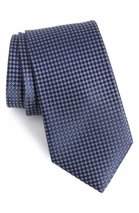fa42a5b611ad3 Nordstrom Men's Shop Alana Geometric Silk Tie