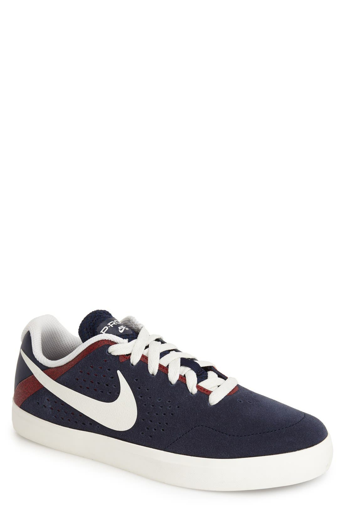 Alternate Image 1 Selected - Nike 'Paul Rodriguez CTD LR SB' Skate Shoe (Men)