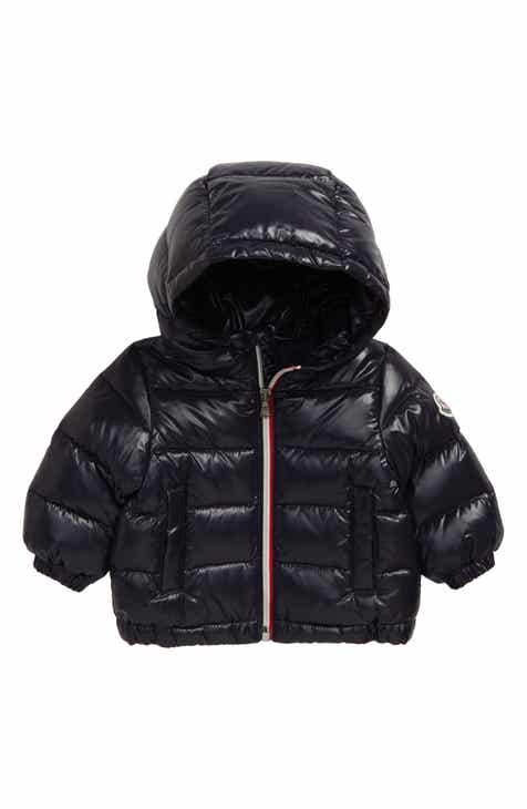 56b2c7855aed5 Moncler New Aubert Hooded Down Jacket (Toddler Boys)
