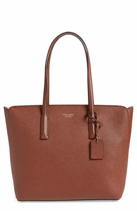 95dc6711f119 kate spade new york large margaux leather tote