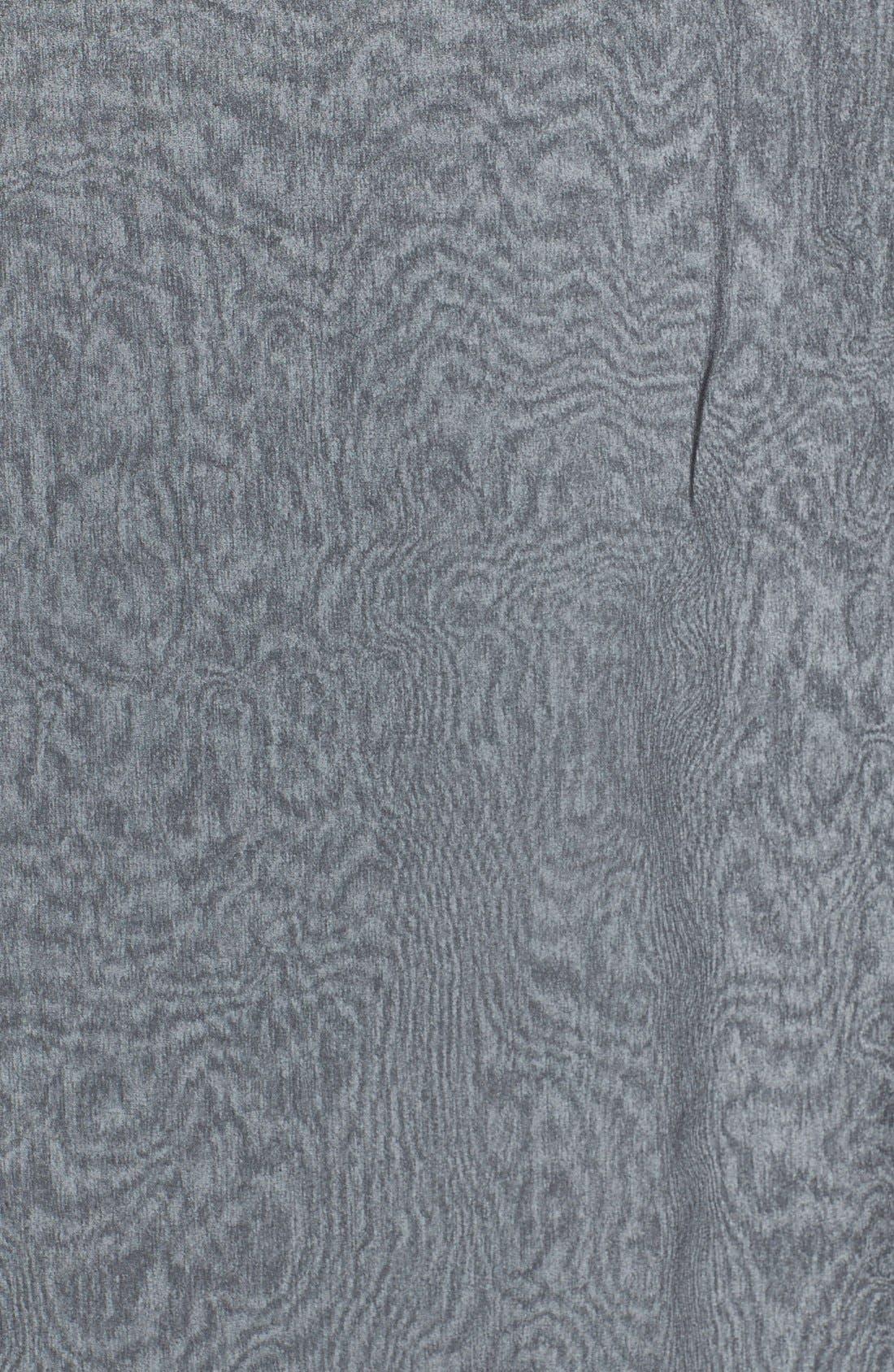 Alternate Image 2  - Bernie of New York Silk Chiffon Wrap