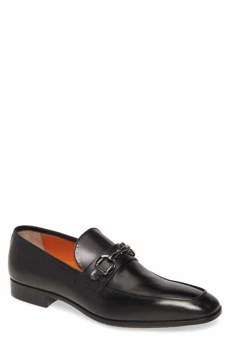 Santoni Ivo Bit Loafer (Men)
