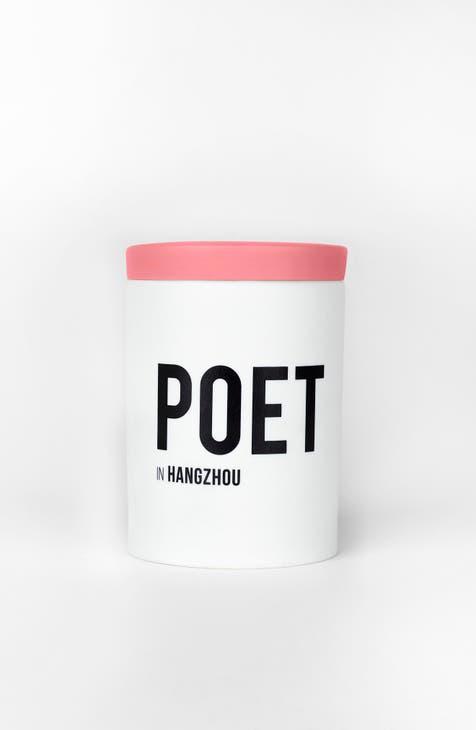 Nomad Noe Poet in Hangzhou Candle
