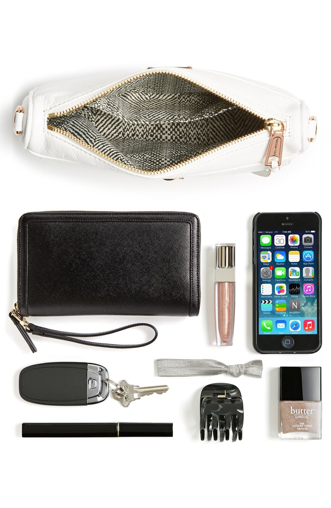 Alternate Image 7  - Rebecca Minkoff 'Mini MAC' Convertible Crossbody Bag