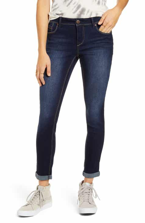 1822 Denim RE:Denim Ankle Skinny Jeans (Raquel)