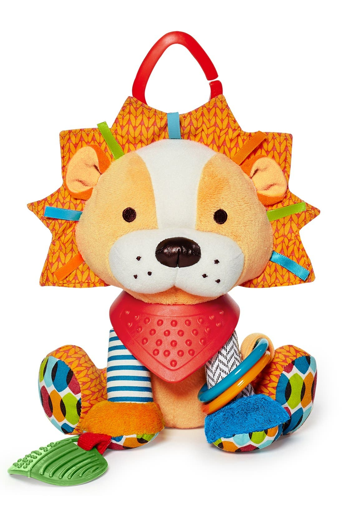 Alternate Image 1 Selected - Skip Hop 'Bandana Buddies' Activity Lion