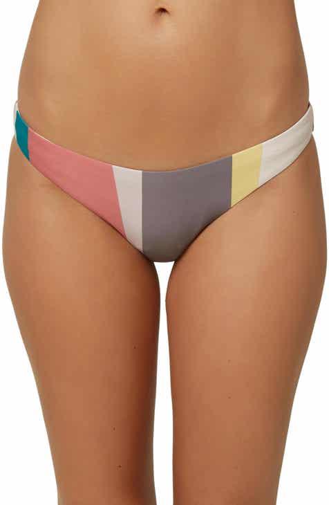 O'Neill Sapa Stripe Bikini Bottoms