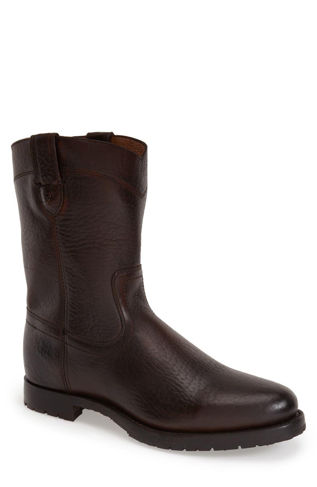 'Austin' Boot,                         Main,                         color, Bourbon