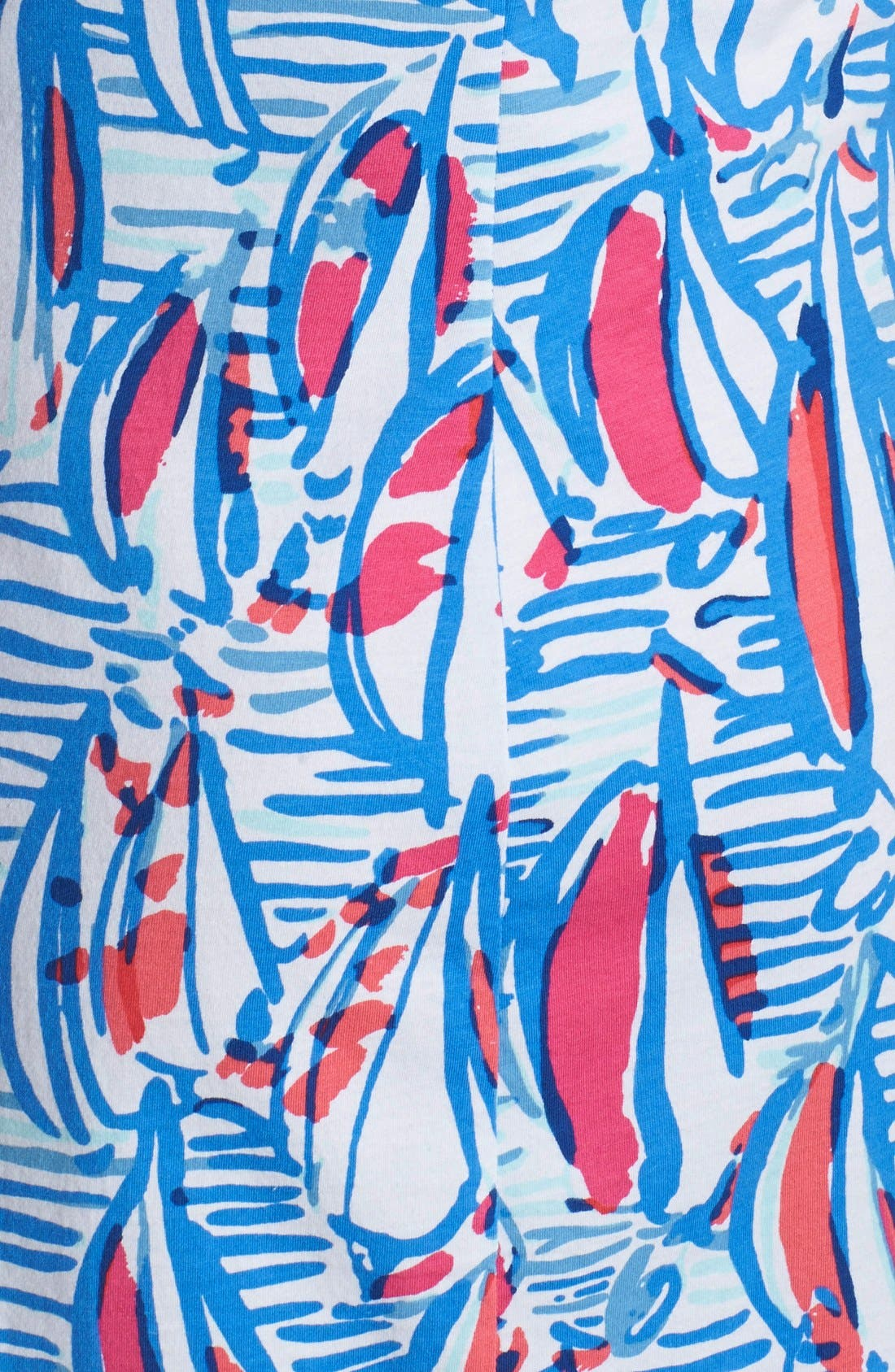 Alternate Image 4  - Lilly Pulitzer® 'Marlowe' Print Pima Cotton Shift Dress