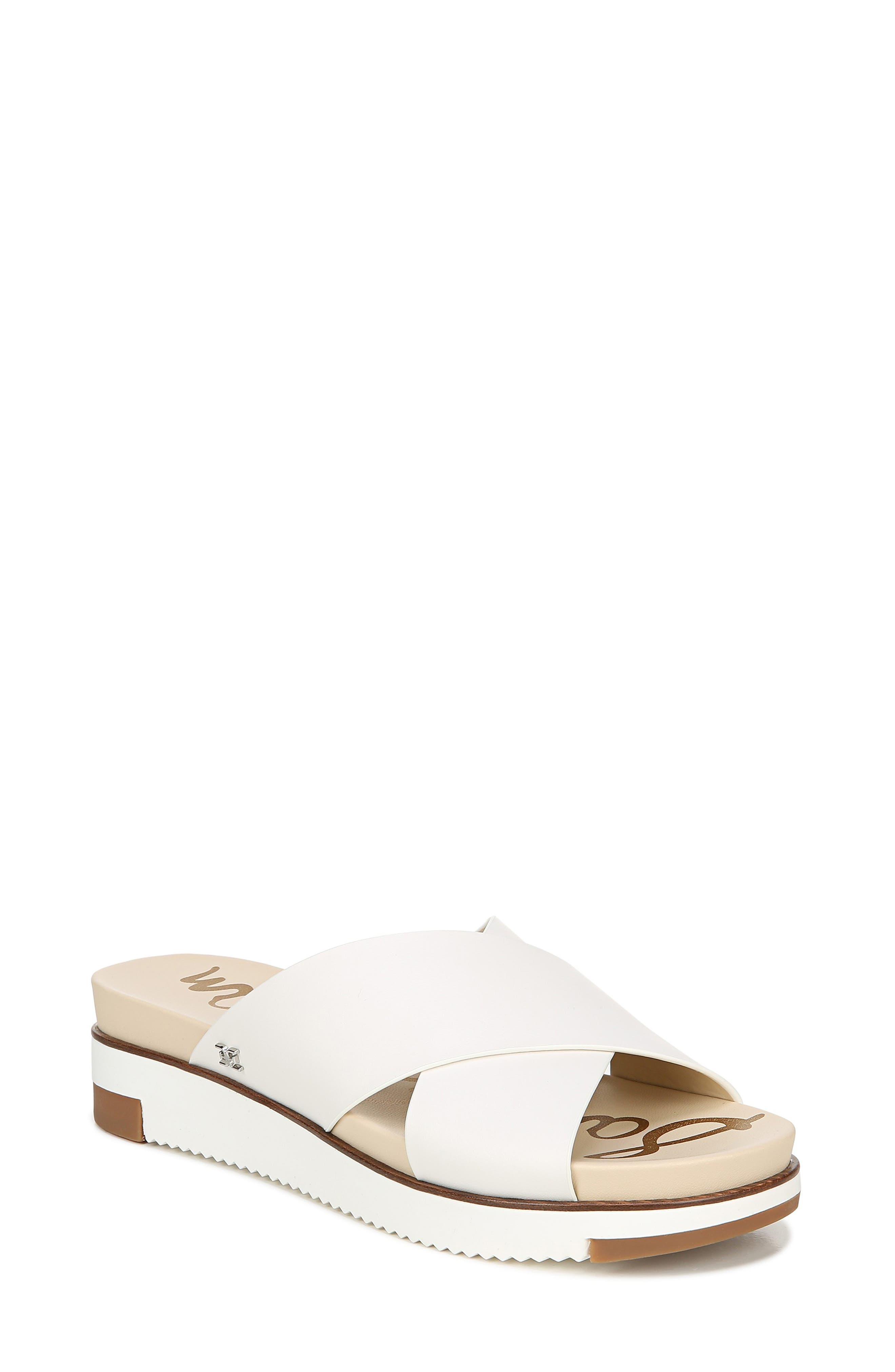 All Sizes Slider Denim Animal Royal Sandal