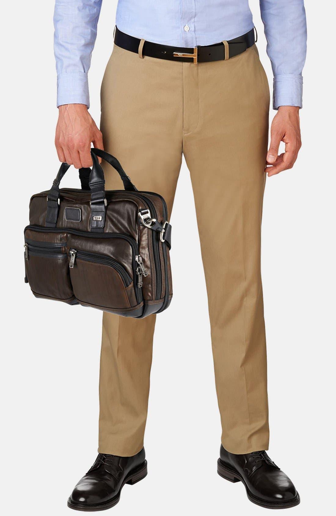 Alternate Image 2  - Tumi 'Bravo' Leather Commuter Briefcase