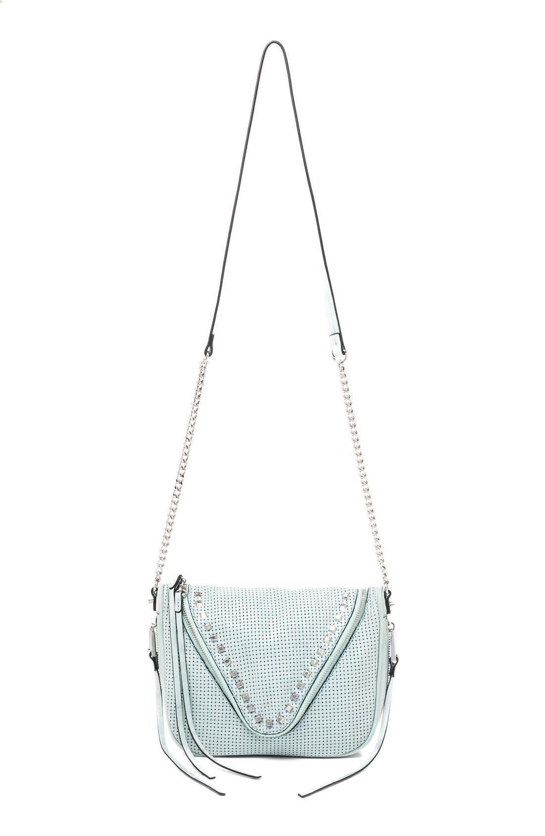Alternate Image 3  - She + Lo 'Make Your Mark' Leather Crossbody Bag