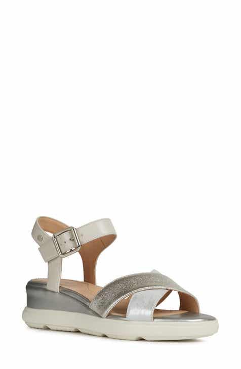 Geox Pisa Wedge Sandal (Women) Up To 60% Off