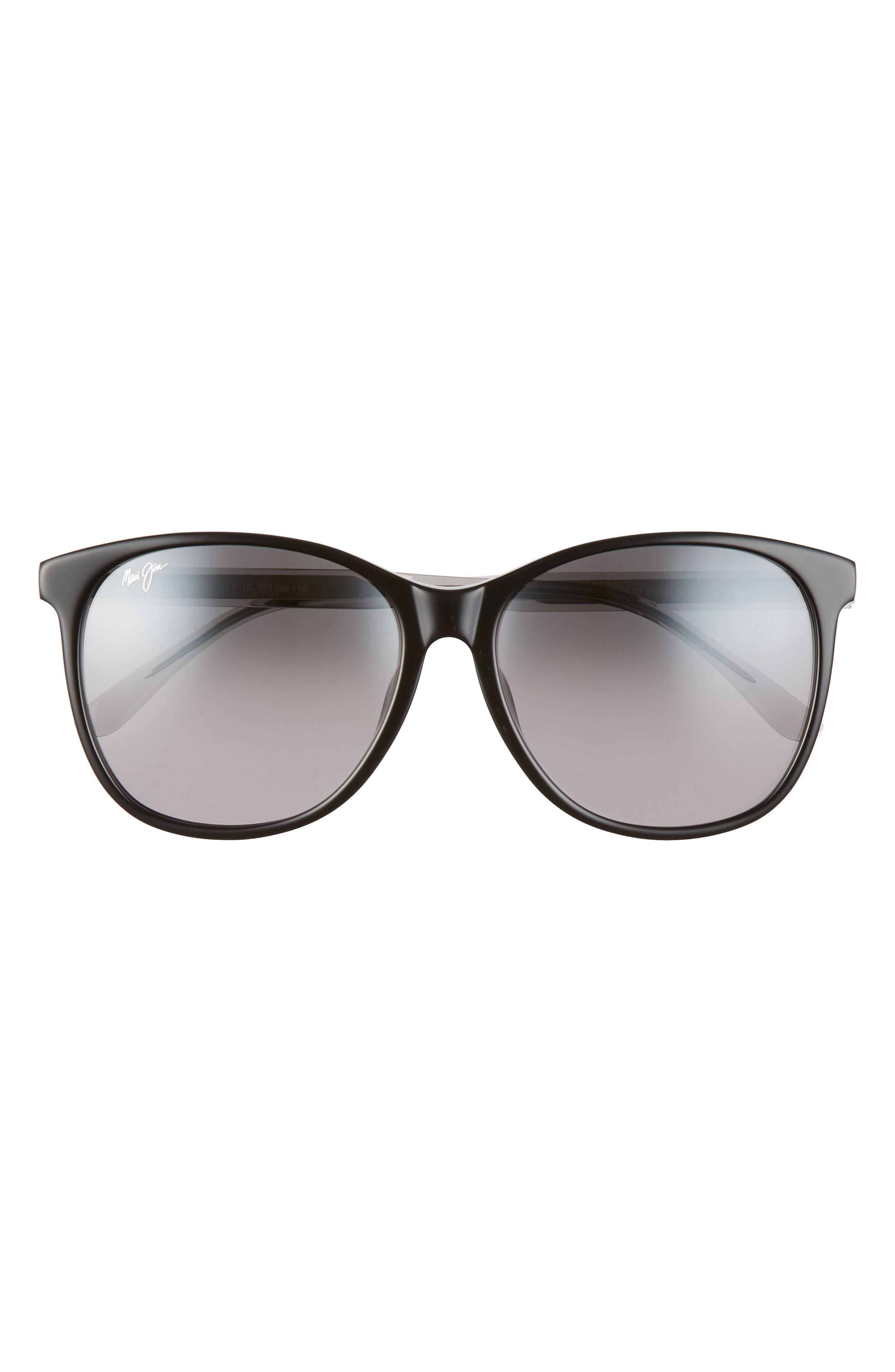 Maui Jim Womens Cathedrals Square Sunglasses