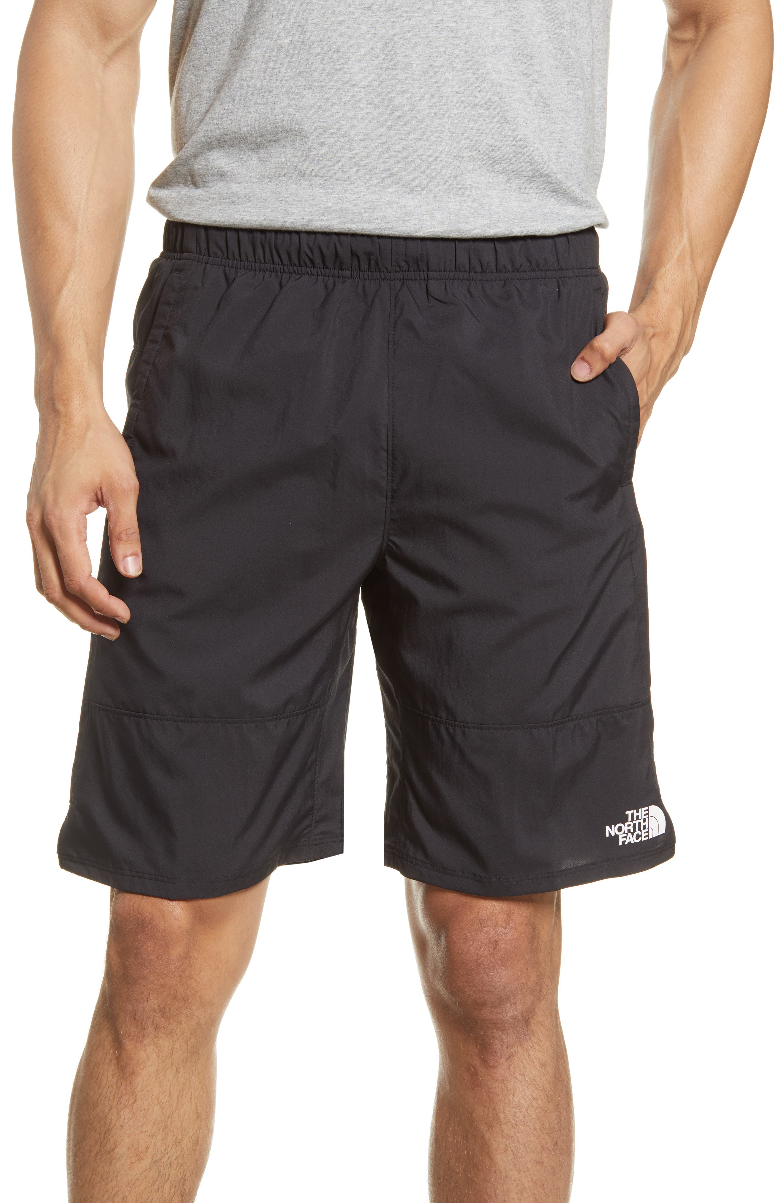 Horizon-t Beach Shorts Dog Paw Prints Mens Fashion Quick Dry Beach Shorts Cool Casual Beach Shorts