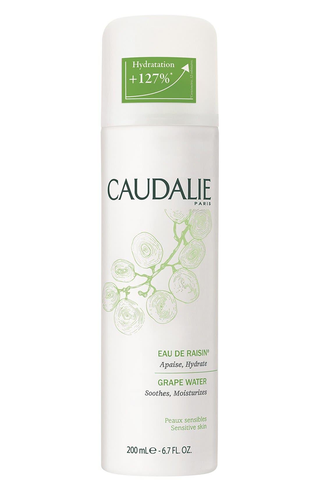 CAUDALÍE Grape Water Harvest