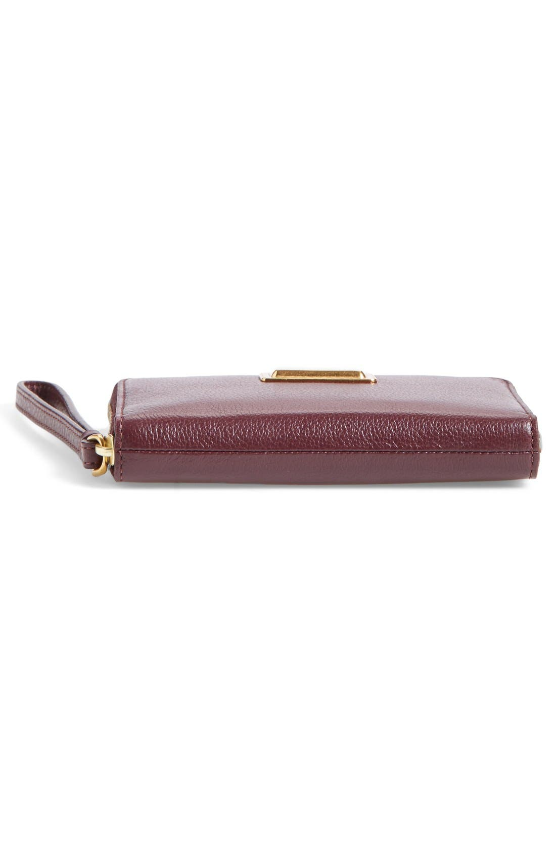 Alternate Image 6  - MARC BY MARC JACOBS 'Take Your Marc - Wingman' Smartphone Wristlet