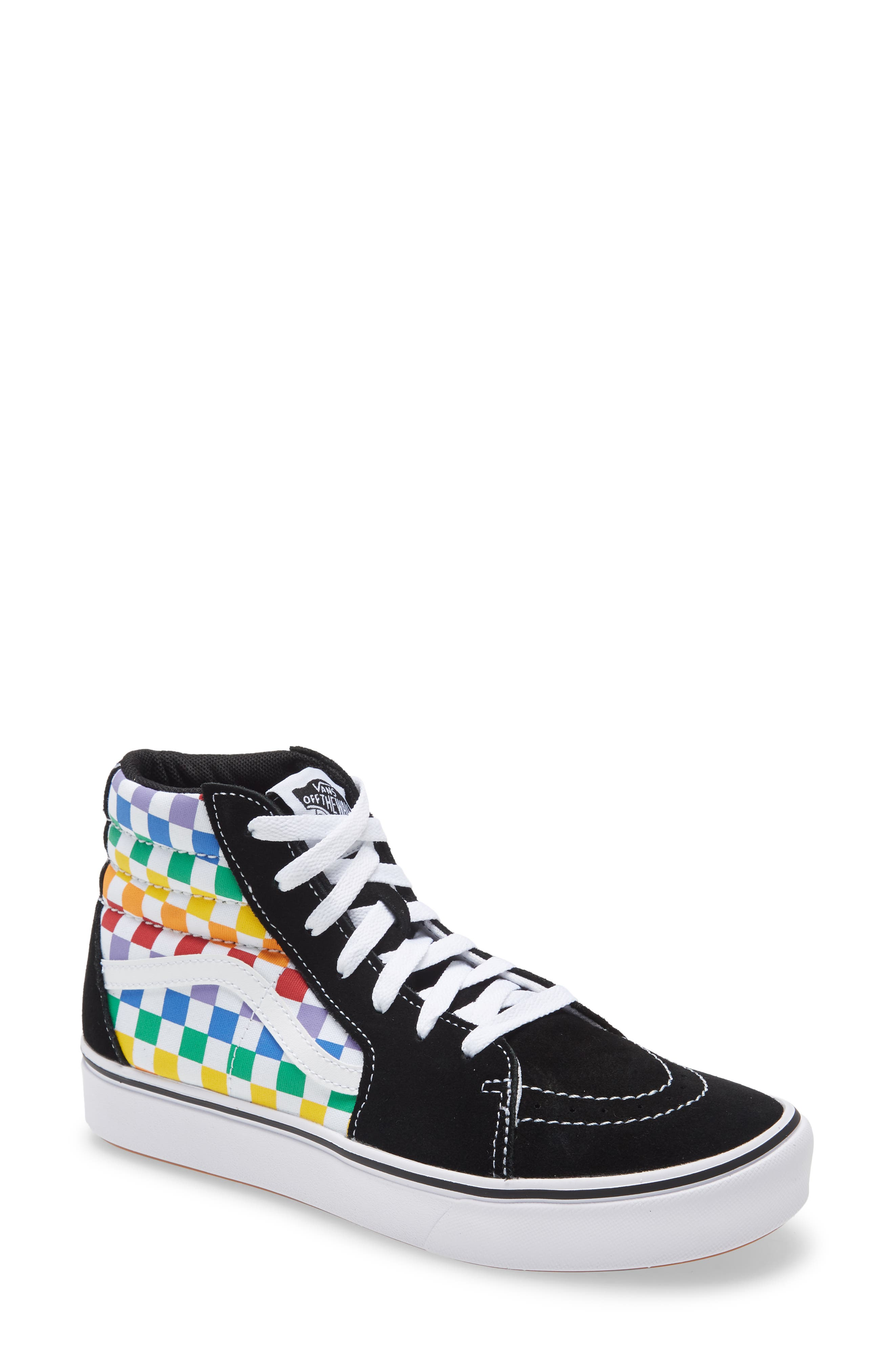 Big Girls' Vans Shoes (Sizes 3.5-7)