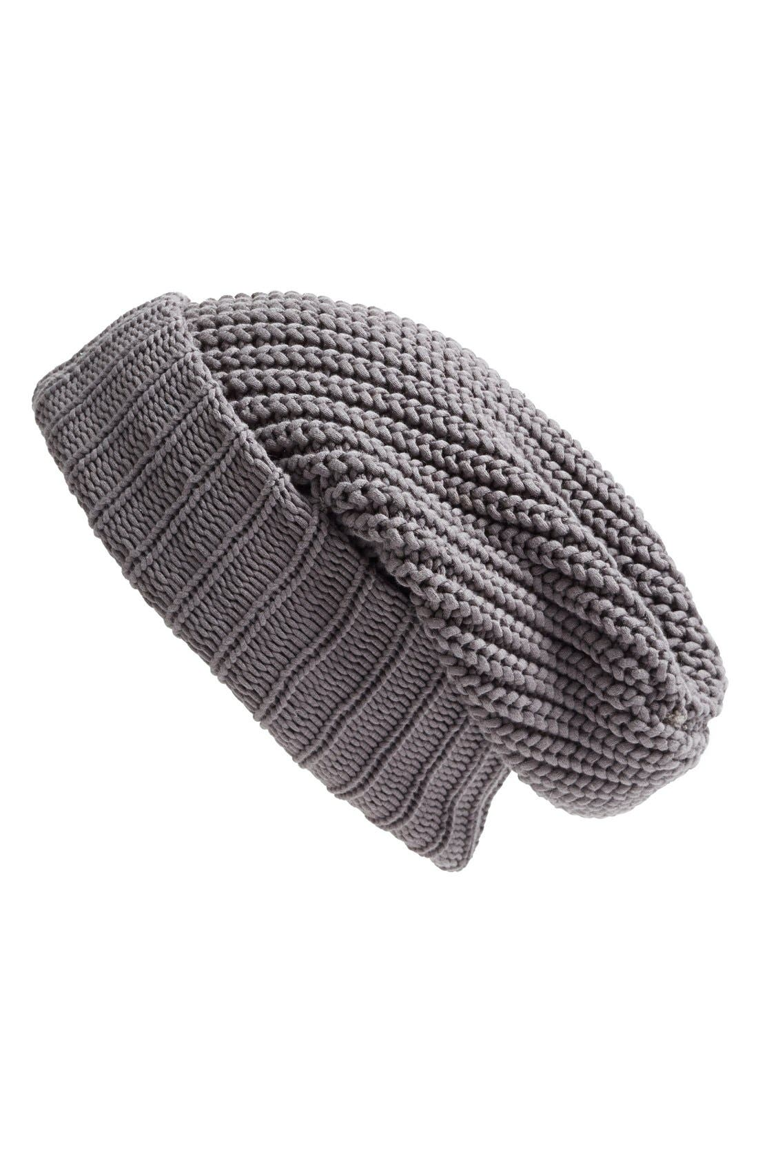Alternate Image 1 Selected - Treasure&Bond Chunky Cuffed Beanie