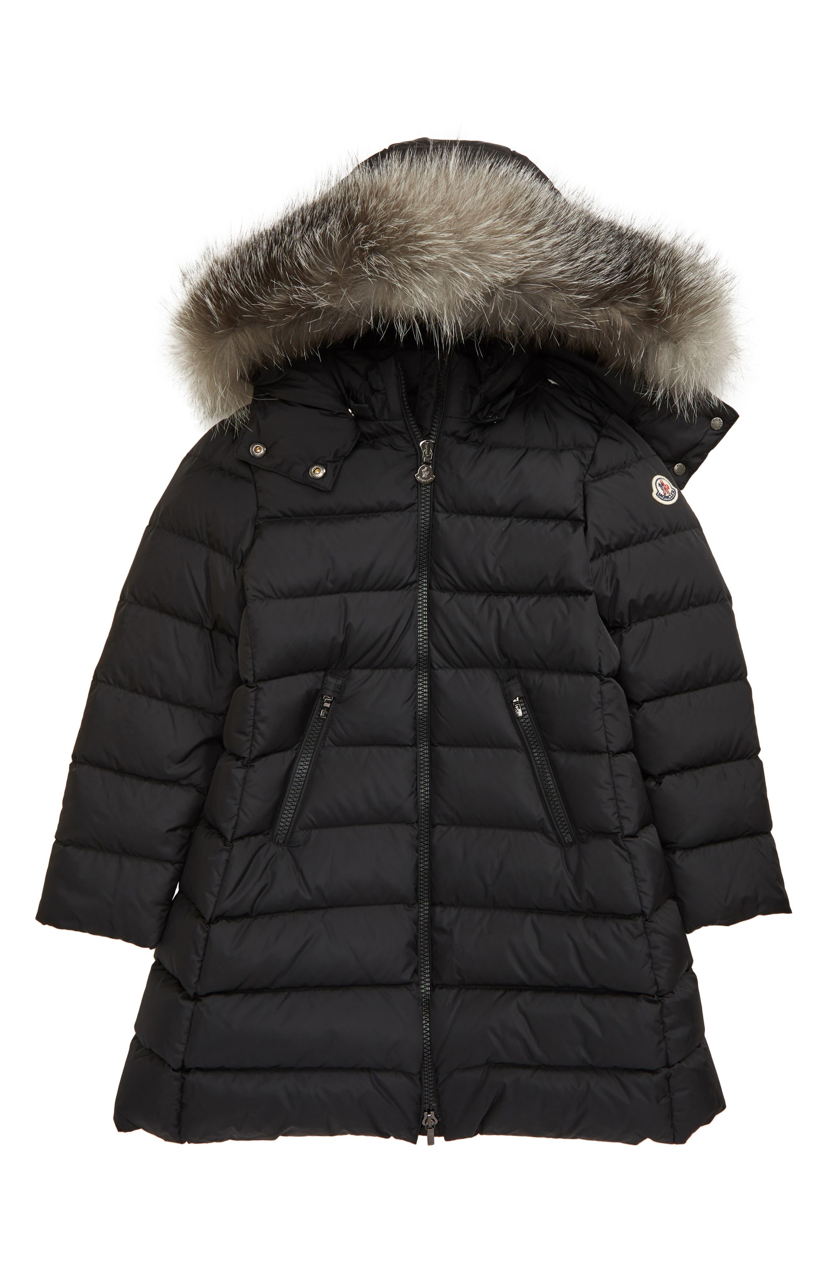 Kids Baby Hooded Down Jacket Boys Girls Winter Puffer Coat Snowsuit Windproof Padded Jacket Cotton Outerwear