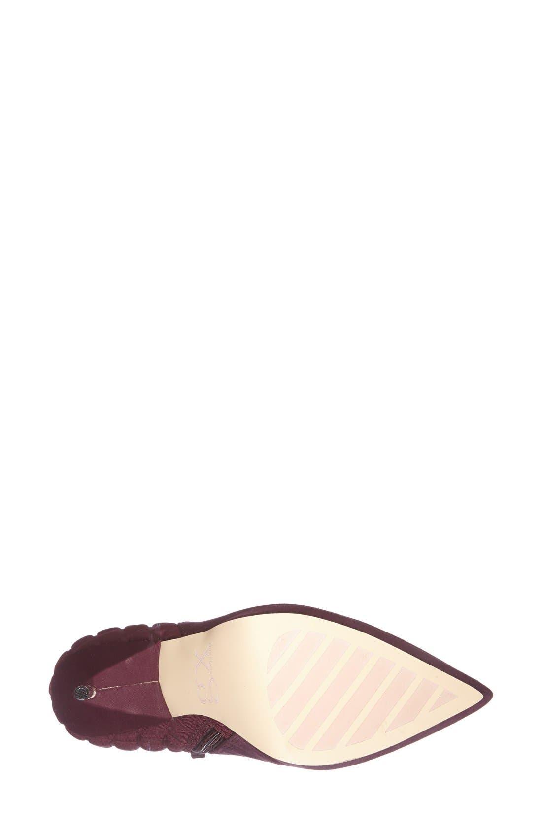Alternate Image 4  - gx by Gwen Stefani 'Clone' Pointy Toe Platform Bootie (Women)