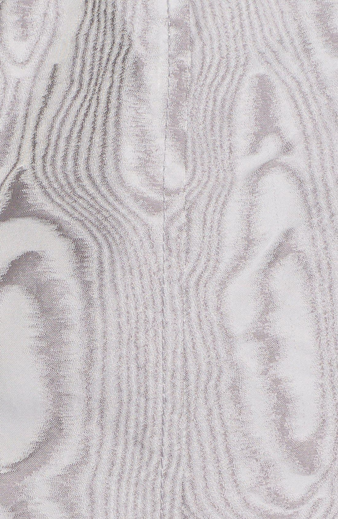 Alternate Image 3  - MARC BY MARC JACOBS Molded Watermark TaffetaSkirt