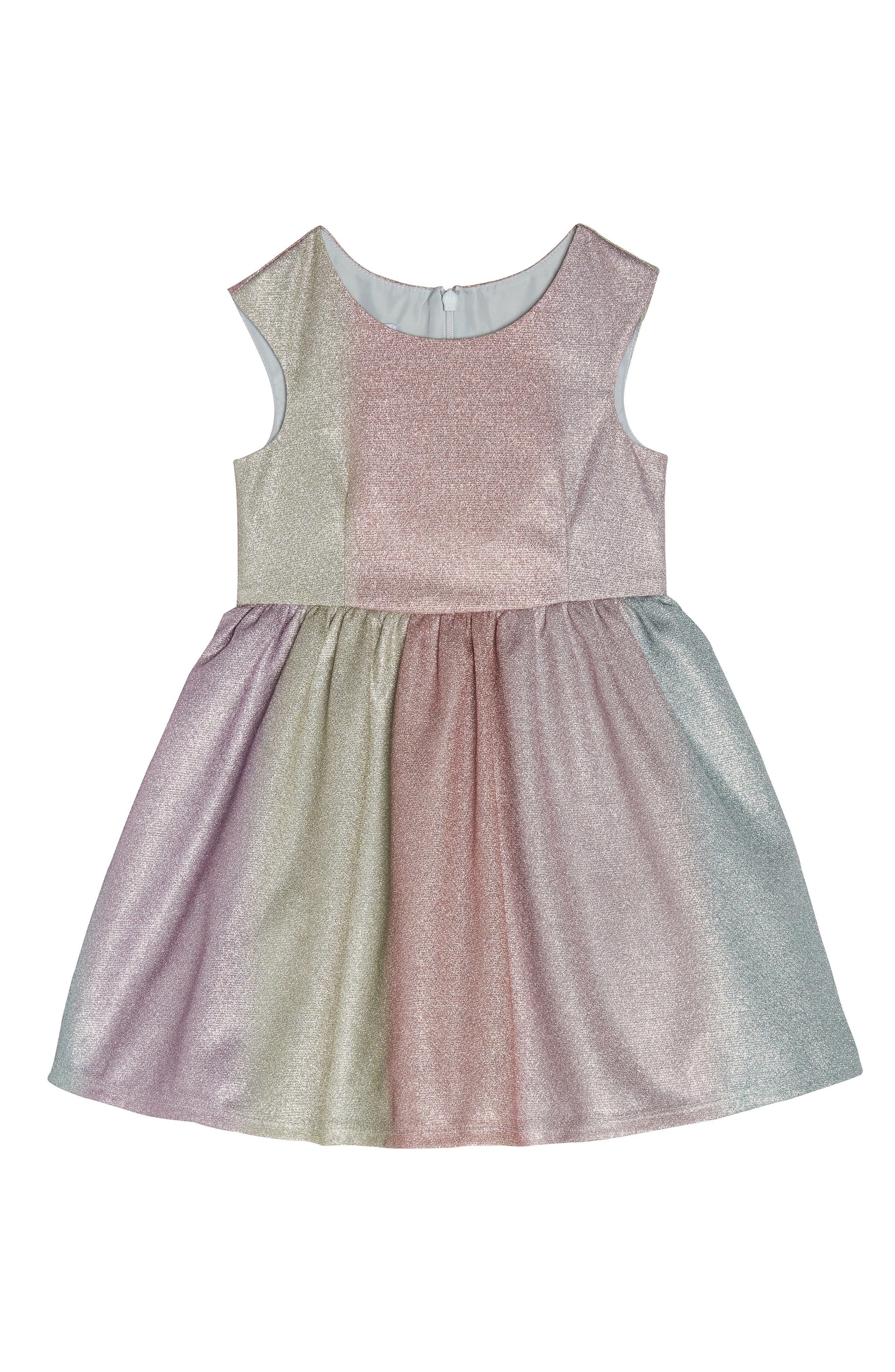 Girl Outfit,Glitter Dress Toddler Personalized Bohemian Dress Love Purple Glitter Fringe Dress,Flowers Boho Girls Clothes