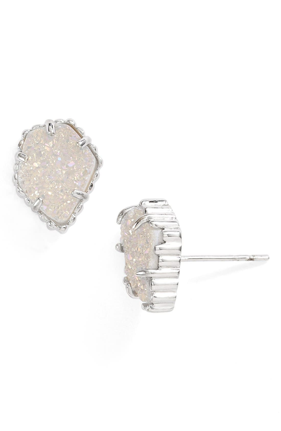 Kendra Scott Tessa Stone Stud Earrings