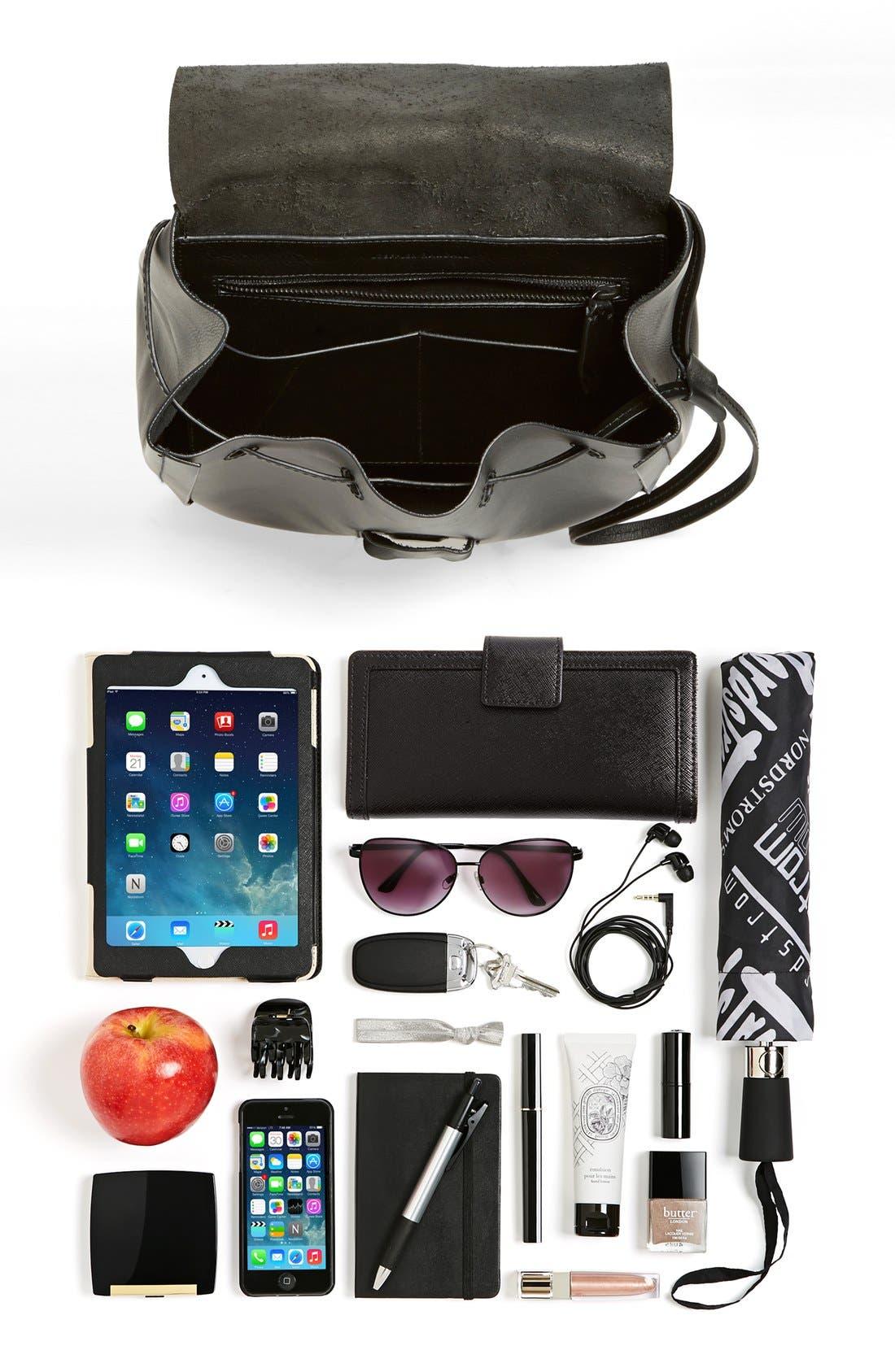Alternate Image 7  - Loeffler Randall 'Mini' Leather Backpack