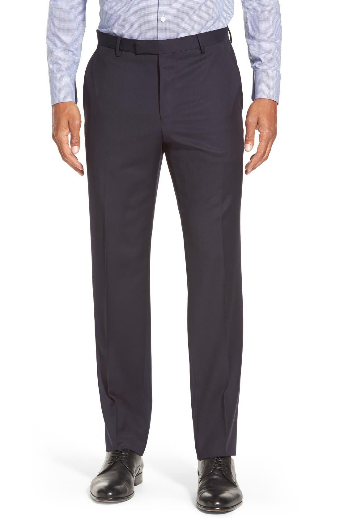 Alternate Image 5  - BOSS Johnstons/Lenon Classic Fit Wool Suit