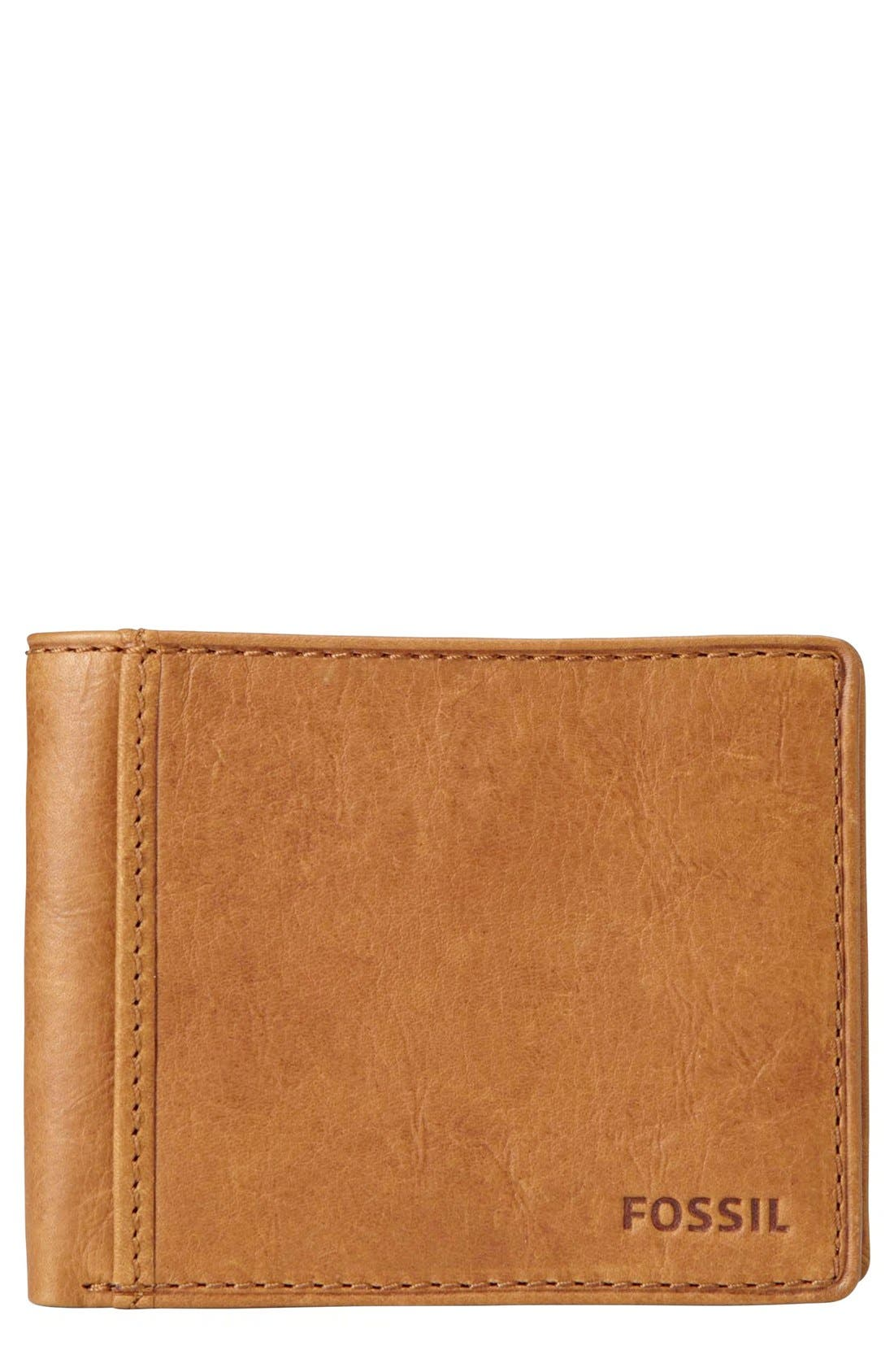 Main Image - Fossil Ingram Traveler Wallet