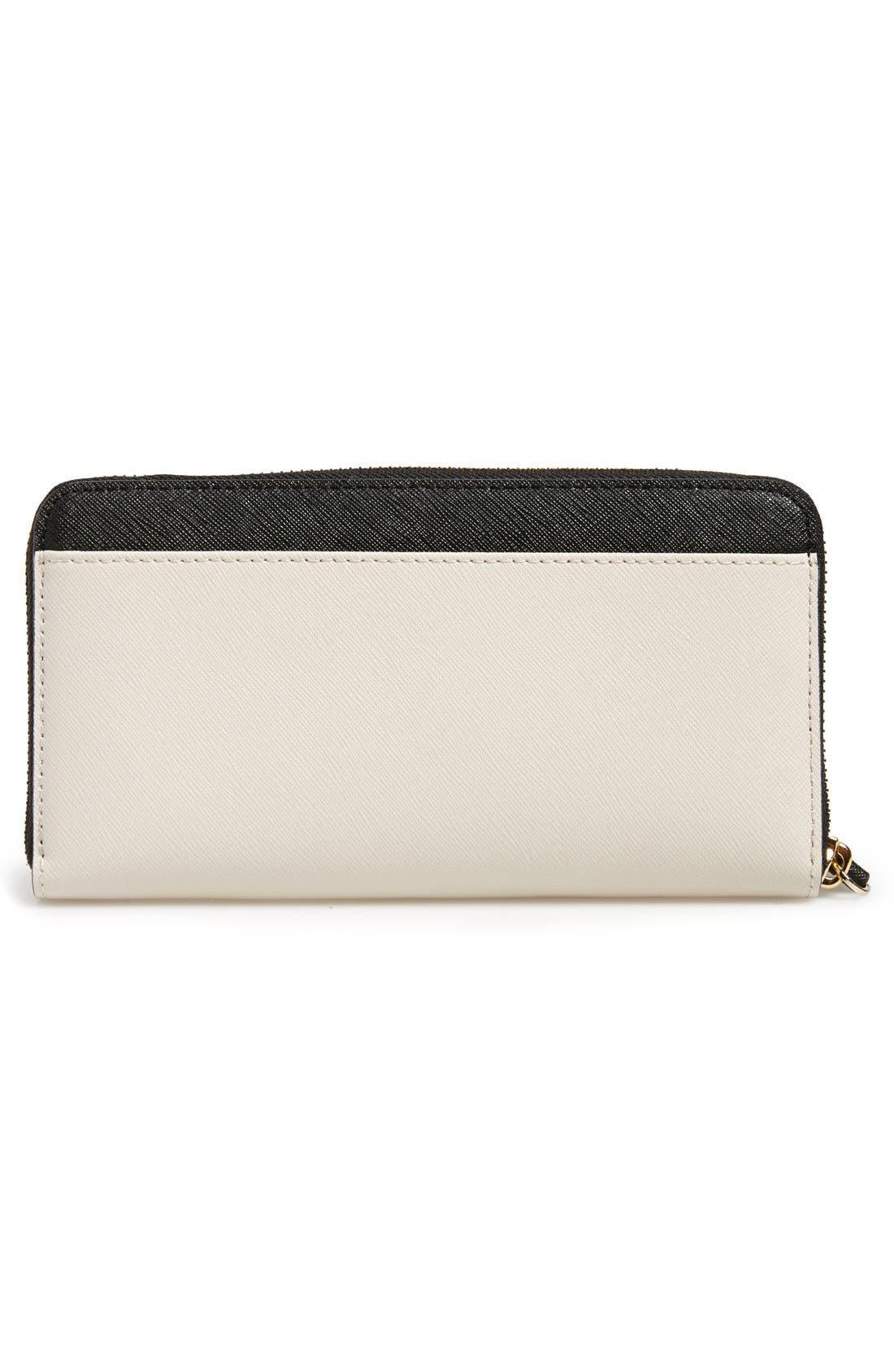 Alternate Image 3  - kate spade new york 'cedar street - lacey' wallet