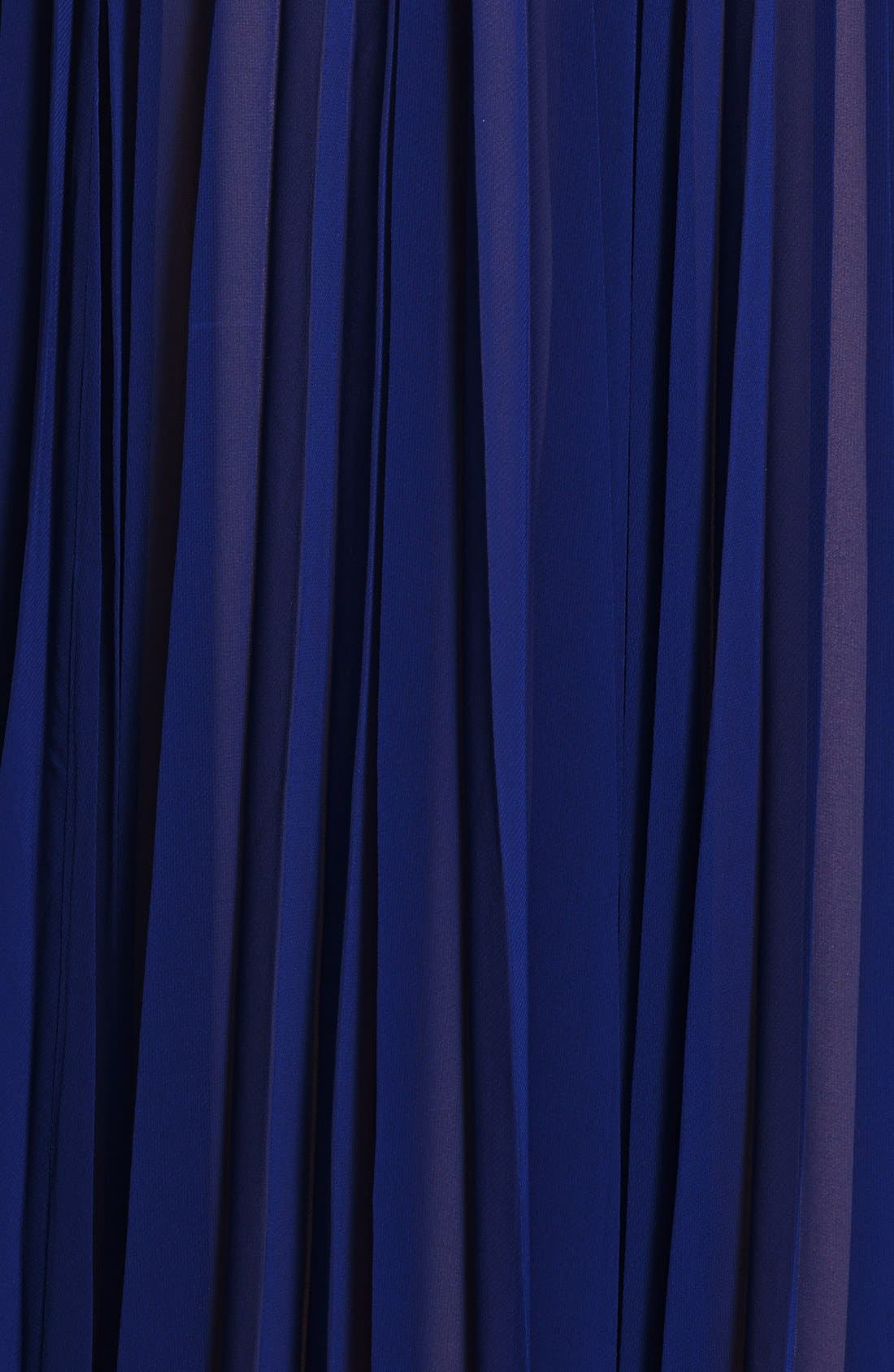 Alternate Image 3  - BCBGMAXAZRIA 'Brieena' Colorblock Sleeveless Maxi Dress