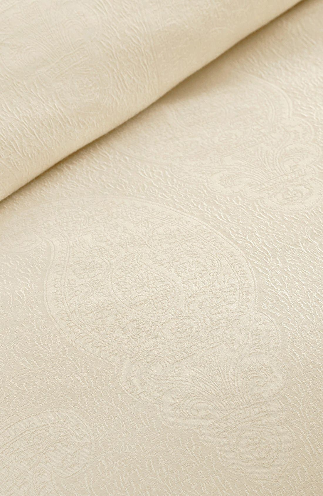 Alternate Image 2  - Welspun USA 'Crowning Touch' Duvet Cover Set