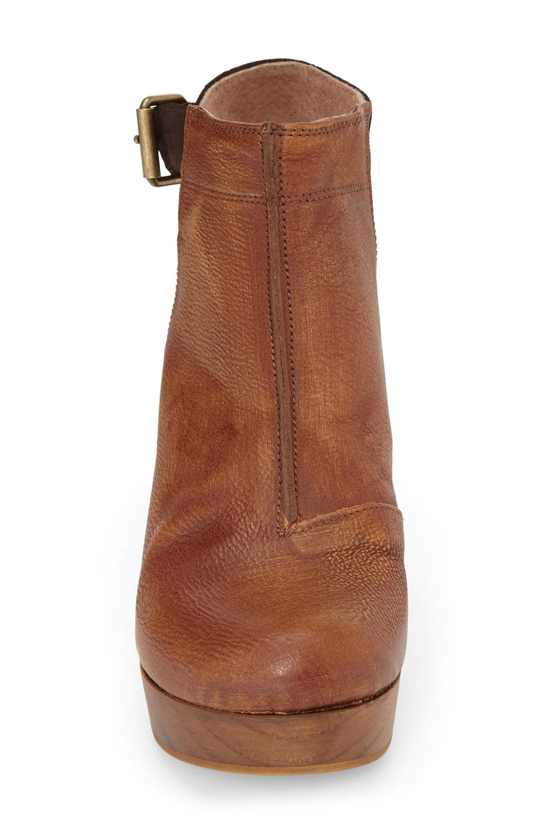 Alternate Image 3  - Free People 'Amber Orchard' Cutout Bootie (Women)