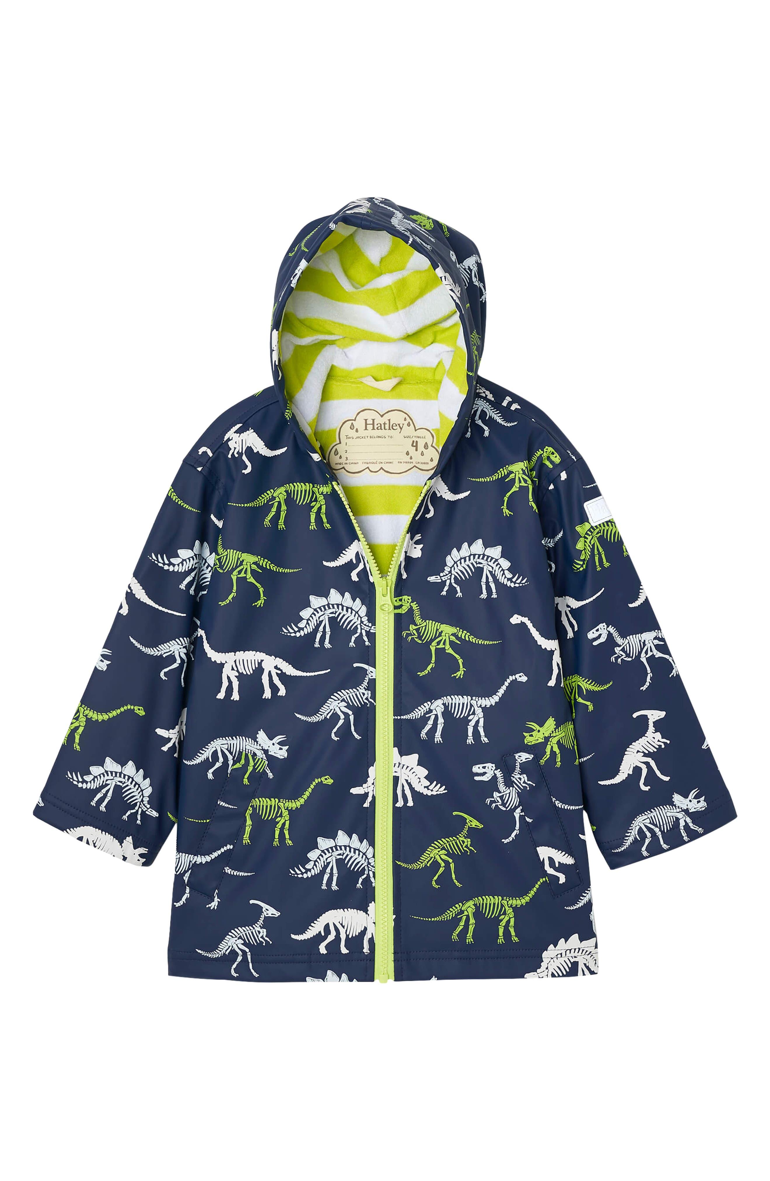 Color Kids Boys Regenset Mit Aufdruck Rain Jacket