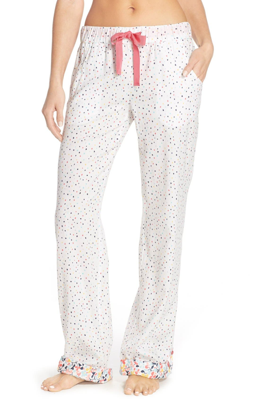 Alternate Image 1 Selected - Nordstrom 'Chelsea' Lounge Pants