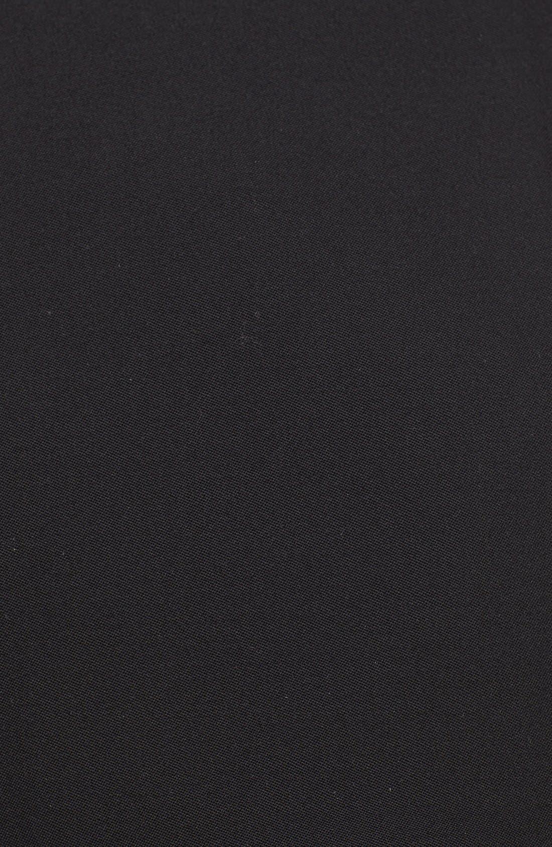 Alternate Image 3  - Alexander Wang Ball Chain Trim Miniskirt