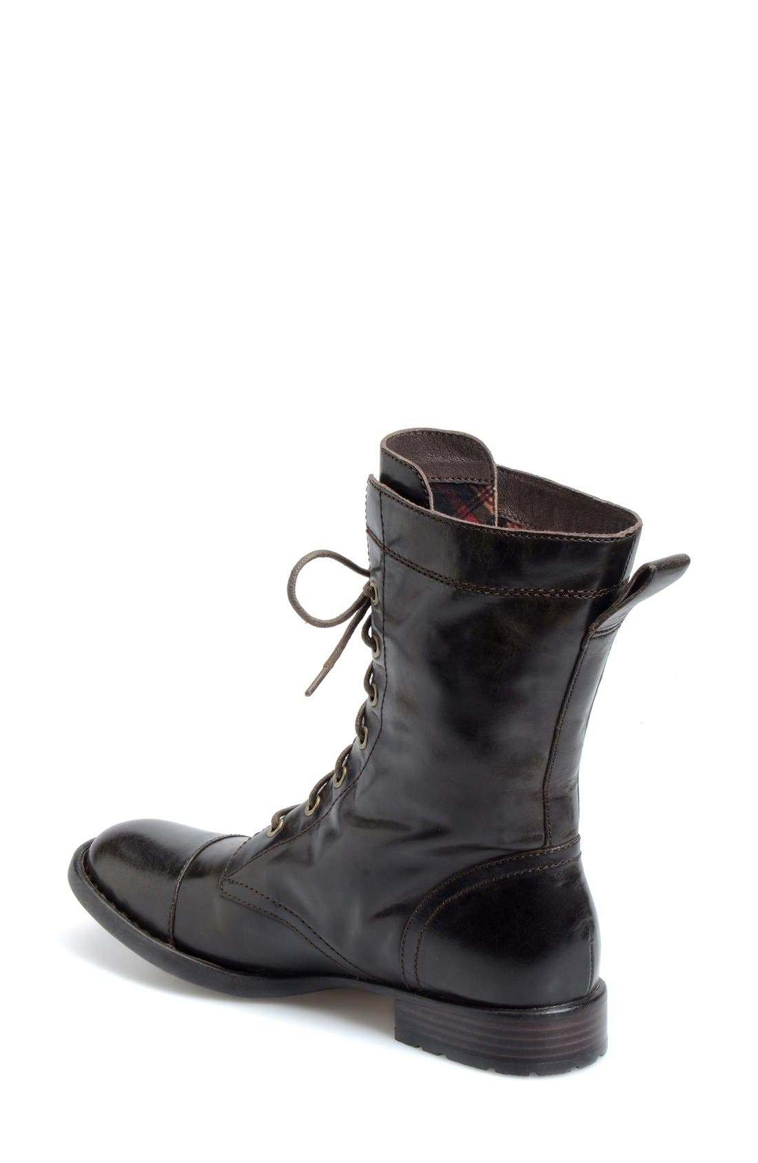 Alternate Image 2  - Børn 'Livingston' Combat Boot (Women)