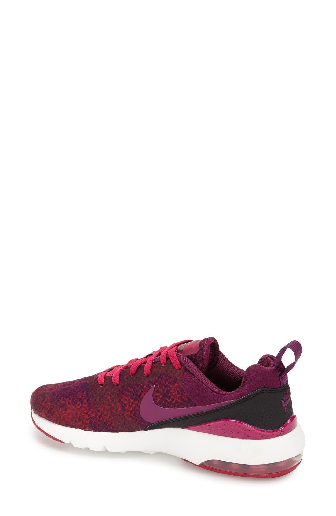 Alternate Image 2  - Nike 'Air Max Siren' Print Sneaker (Women)