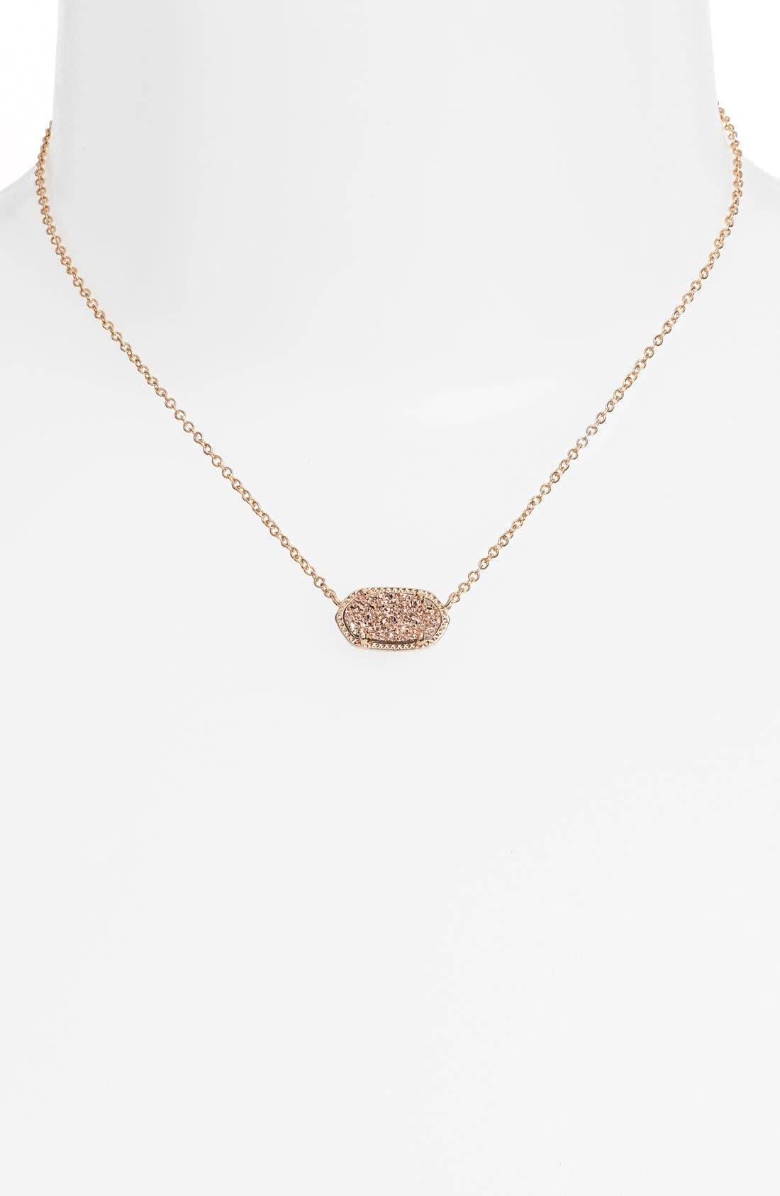 Alternate Image 2  - Kendra Scott Elisa Pendant Necklace