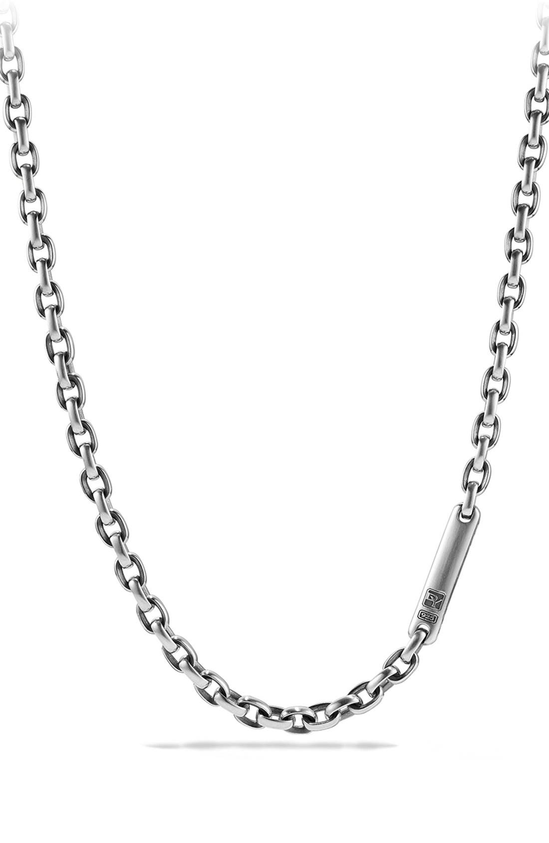 DAVID YURMAN Streamline Chain Necklace