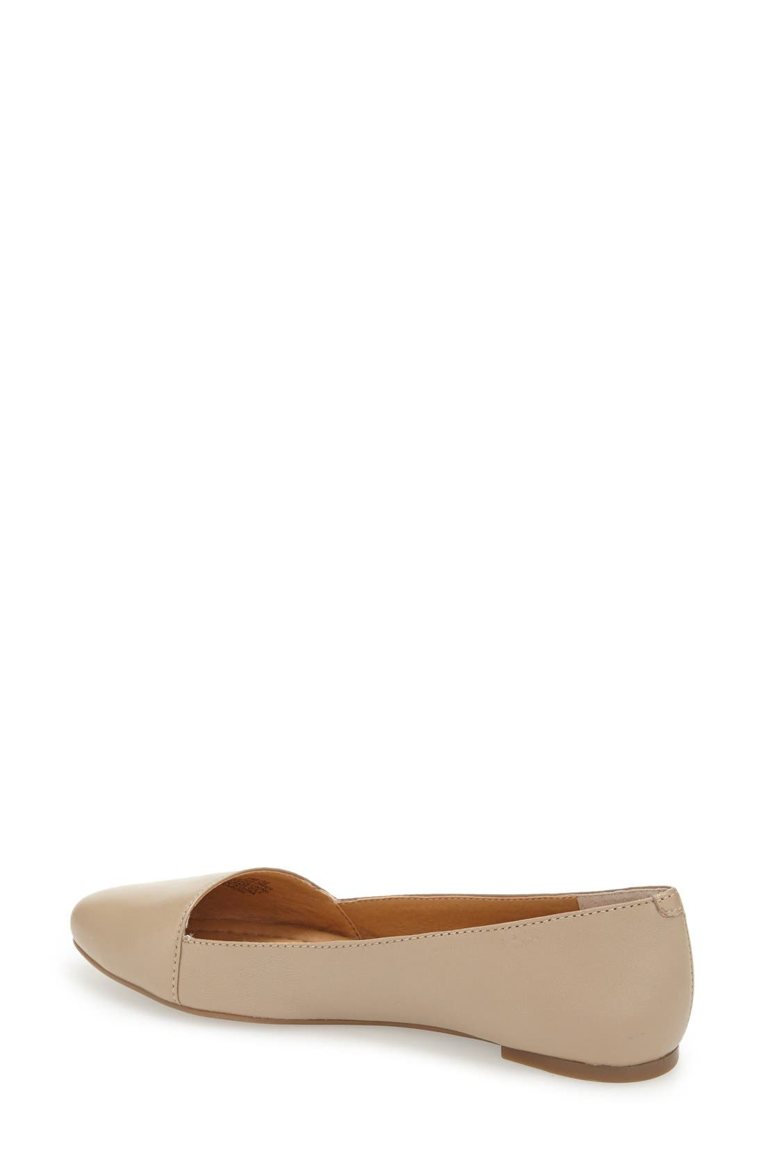 Alternate Image 4  - Lucky Brand 'Archh' Flat (Women)
