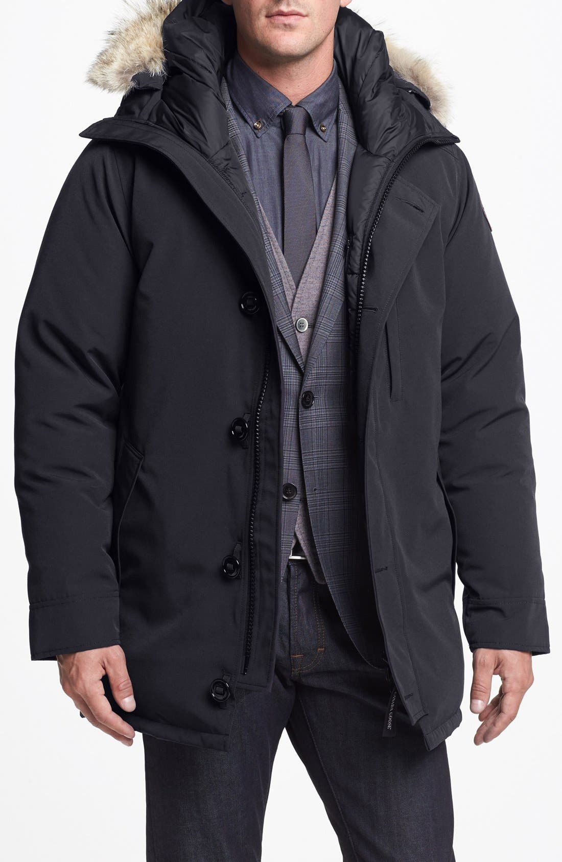 Men's Grey Coats & Men's Grey Jackets | Nordstrom