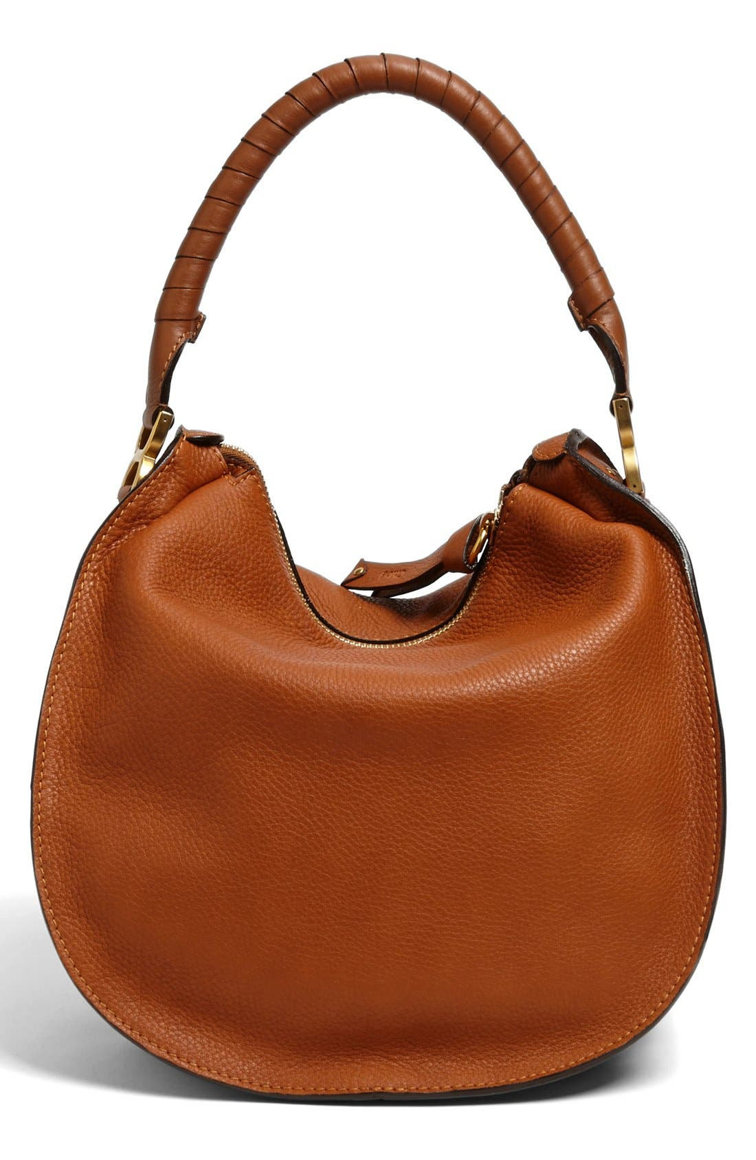 Alternate Image 3  - Chloé 'Marcie - Medium' Leather Hobo